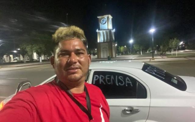 ONU llama a autoridades de Coahuila esclarecer muerte de periodista bajo custodia policial - Periodista Juan Nelcio Espinoza Menera. Foto de @ValedorTvOficial