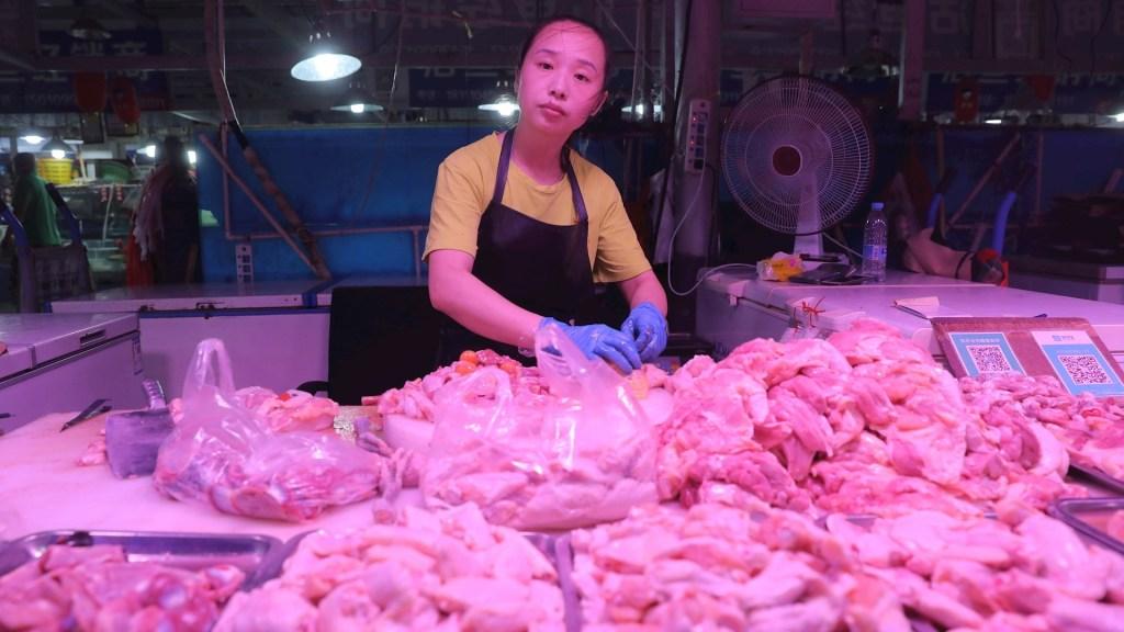 China detecta trazas de coronavirus en alitas de pollo de Brasil - Pollo trazas coronavirus China Brasil alitas