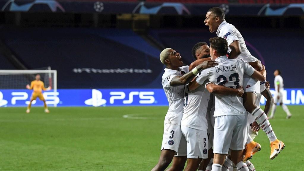 PSG pasa a semifinal de la Champions por primera vez en su historia - PSG Champions Atalanta Cuartos