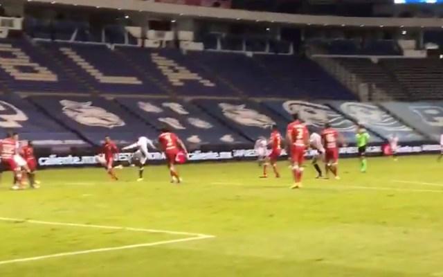 Puebla golea 4-1 al Toluca y regresa a puestos de liguilla - Captura de pantalla.