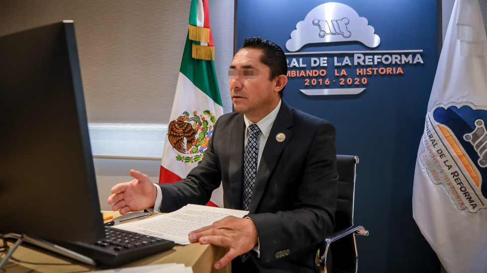 Detienen a alcalde de Mineral de la Reforma, Hidalgo, por uso ilícito de atribuciones - Raúl C. B., alcalde de Mineral de la Reforma. Foto de Facebook