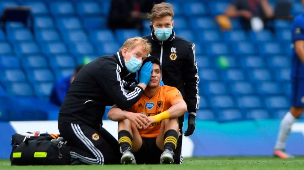 Wolverhampton y Raúl Jiménez se quedan sin Europa la próxima temporada - Foto de EFE