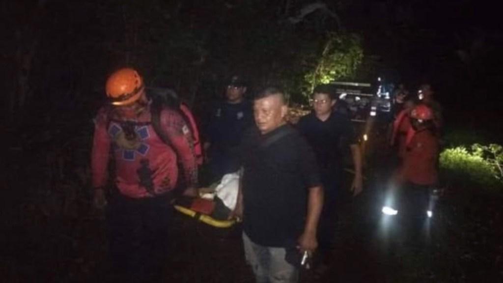 Localizan cuerpo de niña arrastrada por río en Veracruz - Foto de Xalapa Hoy