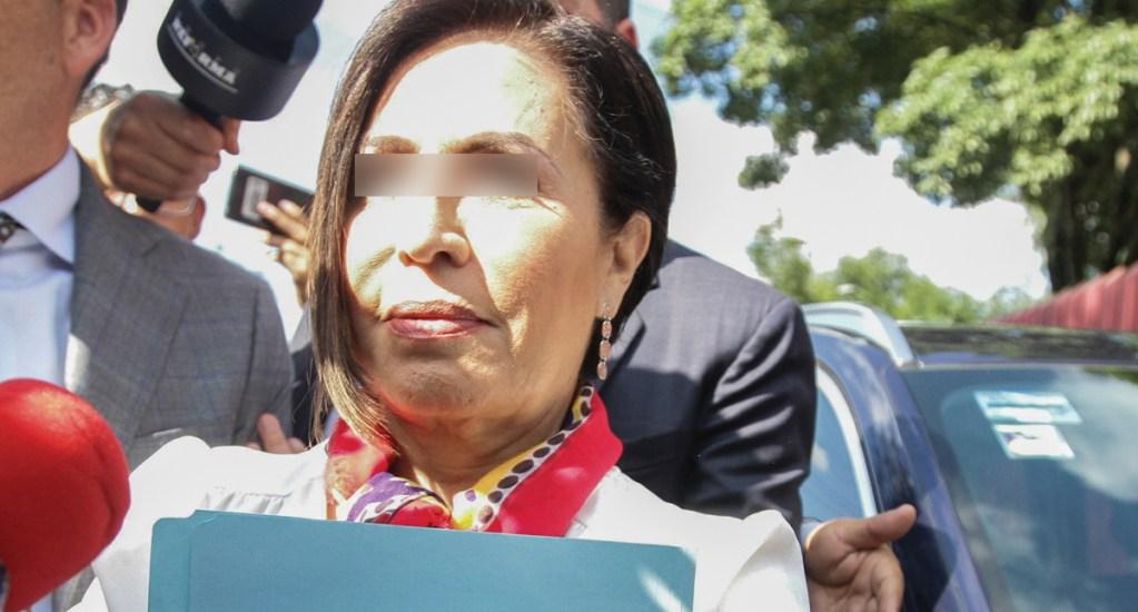 Cada día que paso en la cárcel me estoy muriendo: Rosario Robles - Rosario Robles Sedesol