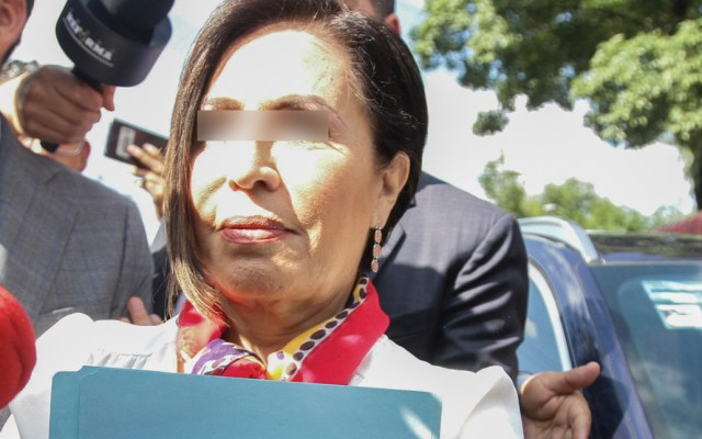FGR pedirá pena de 21 años de cárcel para Rosario Robles - Rosario Robles Sedesol
