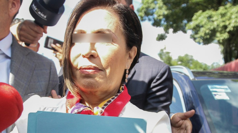 Quieren que señale como responsables a excolegas del sexenio pasado; no mentiré a cambio de mi libertad, asegura Robles - Rosario Robles Sedesol