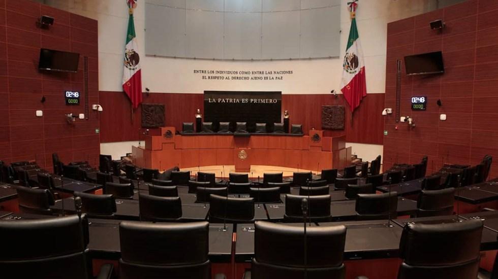 Funcionarios comparecerán ante el Senado por Segundo Informe de Gobierno; Sánchez Cordero iniciará este miércoles - Senado de la República. Foto de @senadomexico