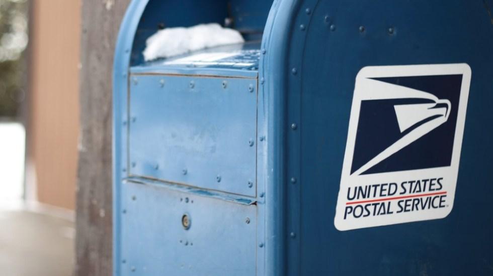 Director del Servicio Postal de EE.UU. promete prioridad al voto por correo - Foto de US Postal Service