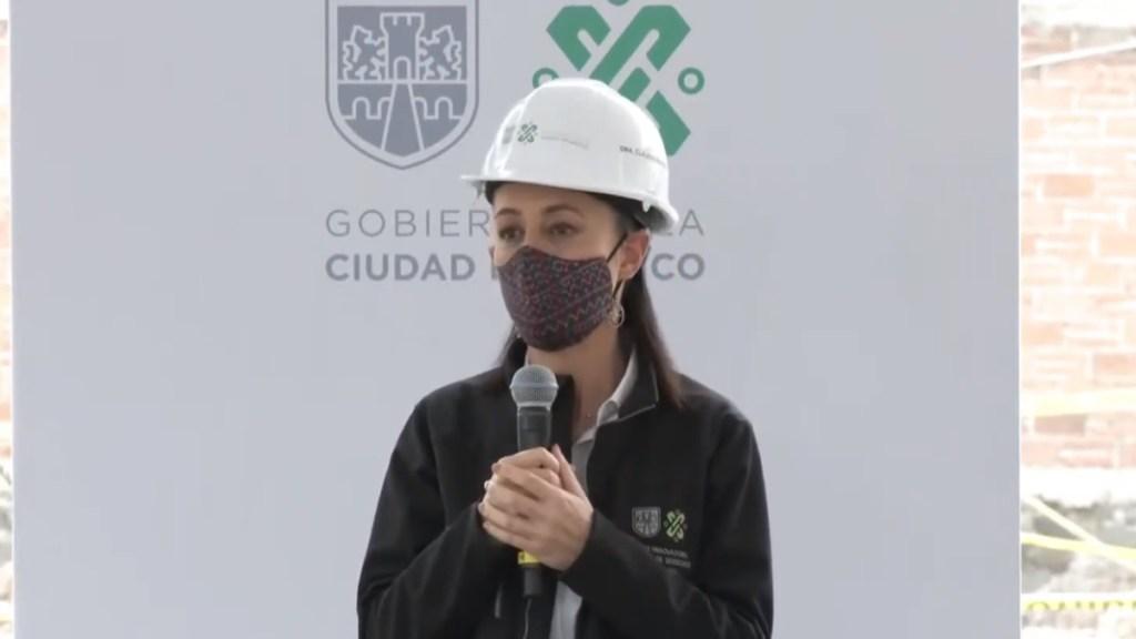 Sheinbaum reconoce diferencias con López-Gatell; no exigirá su renuncia - Claudia Sheinbaum Pardo. Captura de pantalla