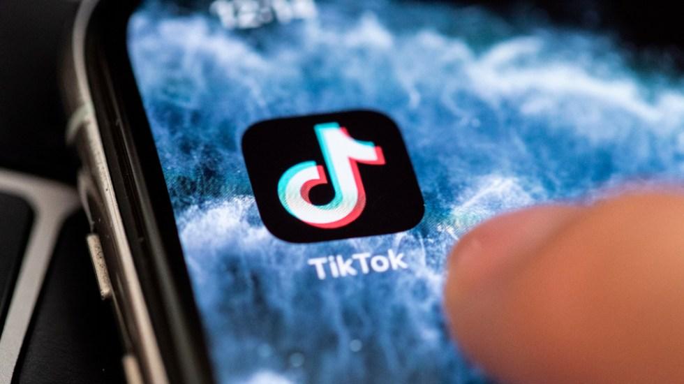 EE.UU. retrasa una semana las medidas contra TikTok tras un acuerdo preliminar - Foto de EFE