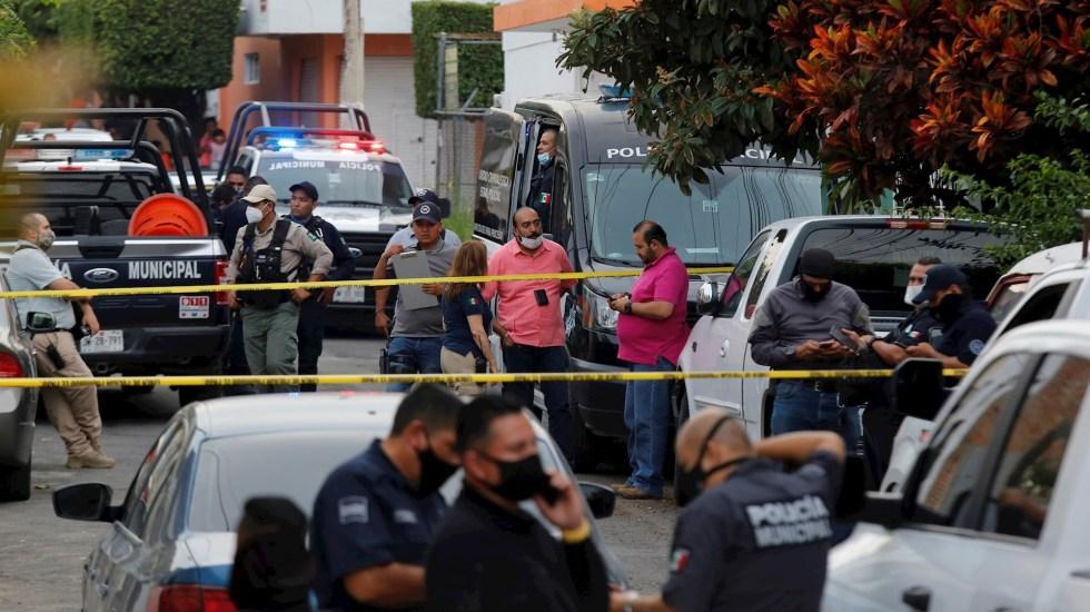 Asesinan a siete personas en Tlajomulco y Tlaquepaque en jornada violenta - Tlaquepaque Jalisco agresión México disparos
