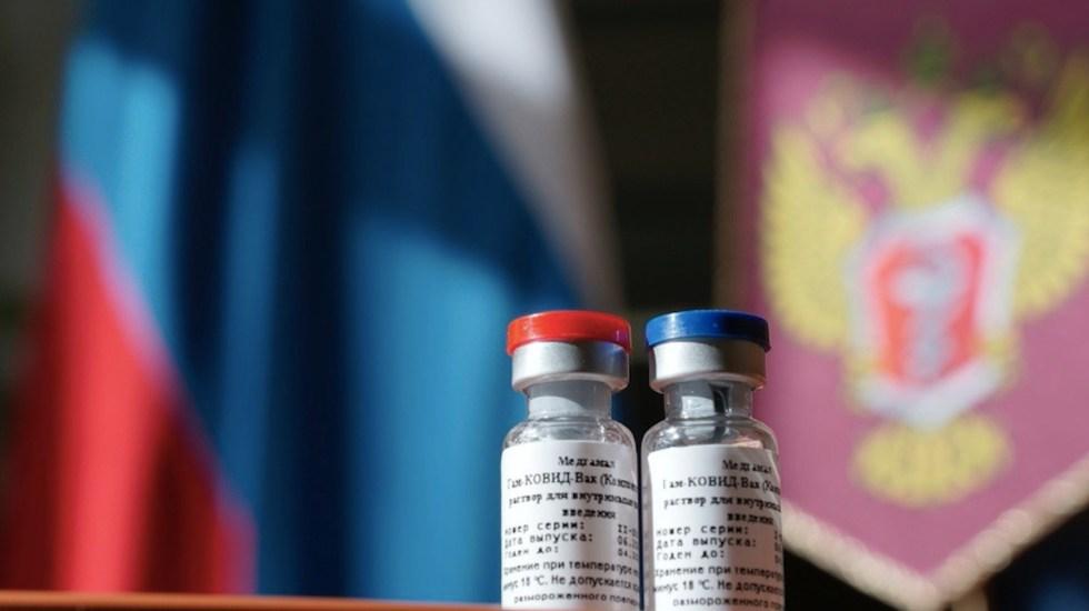 Rusia registra segunda vacuna contra COVID-19; ya trabajan en la tercera - Foto de EFE