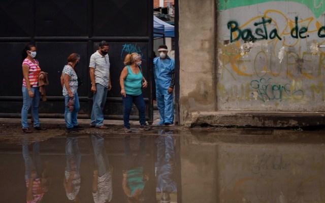Venezuela aumenta la represión con la excusa del COVID-19, asegura HRW - Foto de EFE