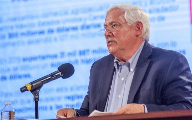Sader no debe ofrecer disculpas a Semarnat por anteproyecto de glifosato; responde Villalobos - Víctor Villalobos Sader Secretaría de Agricultura