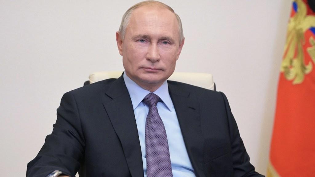 Rusia rechaza acusaciones contra Putin por caso Navalni; no abrirá investigación - Foto de EFE