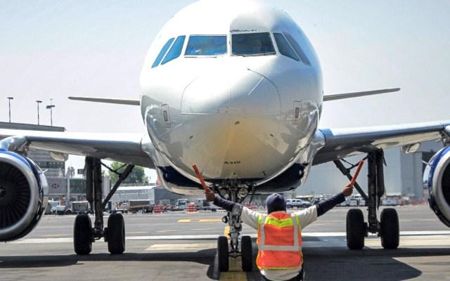 AICM suspenderá operaciones aéreas el 16 de septiembre - Foto de @AICM_mx