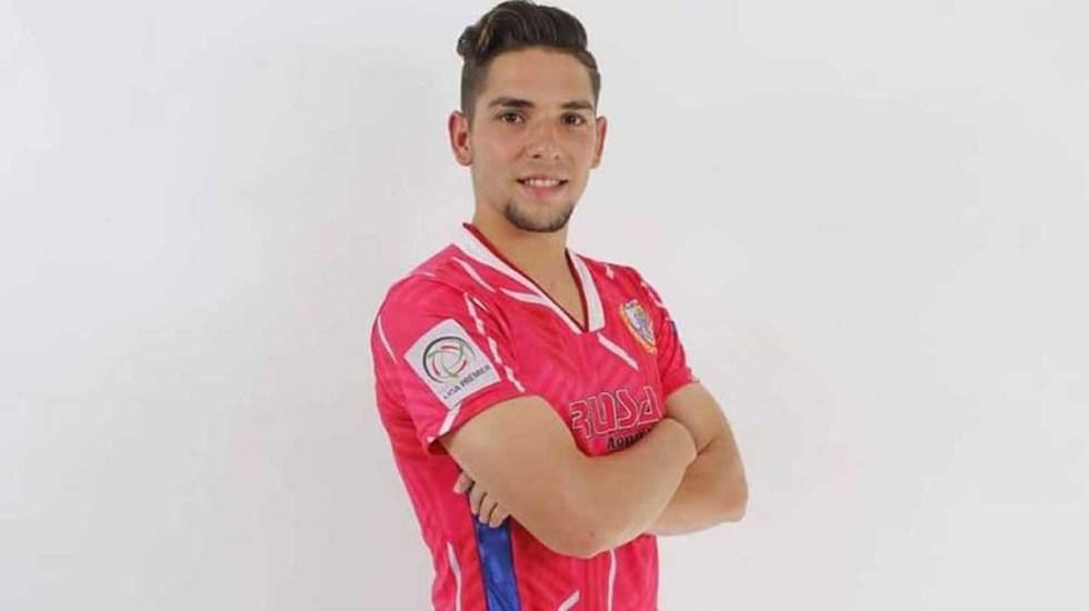 Hallan muerto a futbolista cubano en Morelos - Alessandro Amador Triana. Foto de Facebook