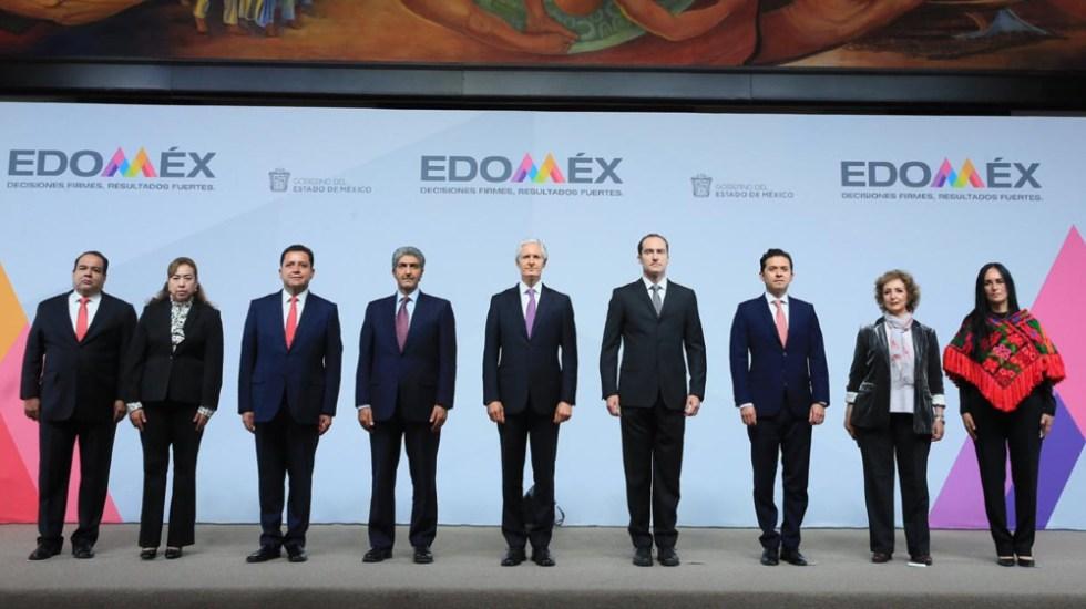 Alfredo del Mazo realiza cambios en el gabinete del Edomex - Foto de @alfredodelmazo