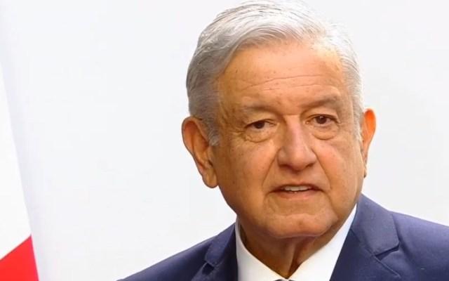 Donald Trump elogió a paisanos en EE.UU. durante visita a Washington, asevera López Obrador - AMLO López Obrador Informe de Gobierno 07