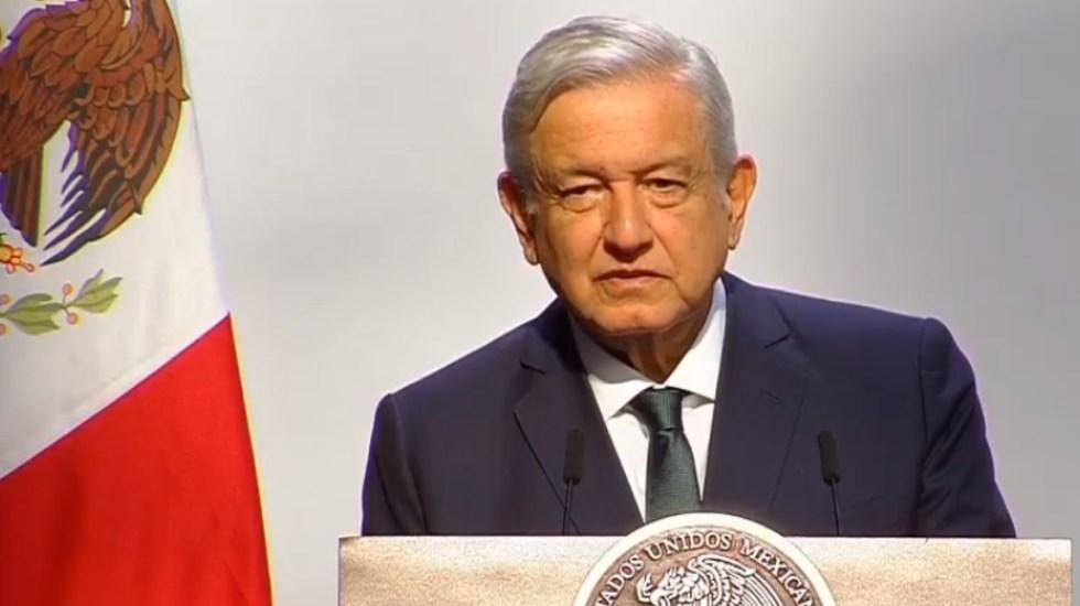 """Desarrollo de megaproyectos marcha """"viento en popa"""", asegura López Obrador - AMLO López Obrador Informe de Gobierno"""