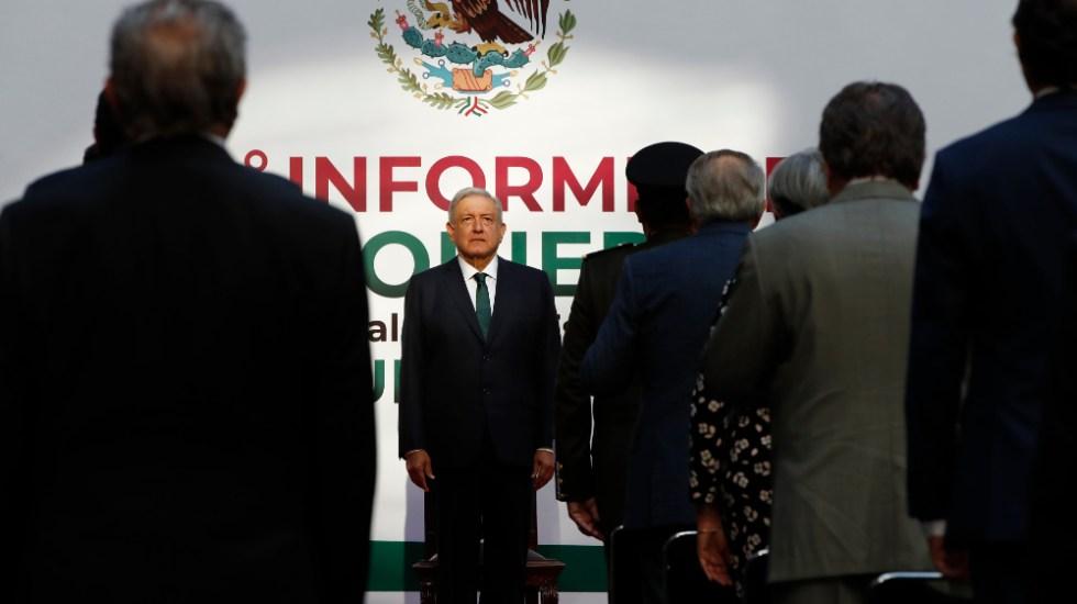 """""""No le fallaré al pueblo de México"""": López Obrador - Foto de EFE"""