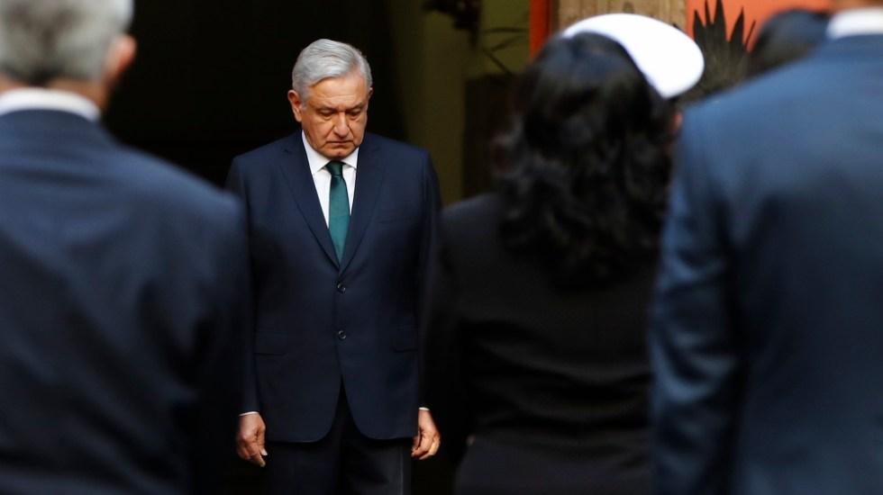 Enfrentamos crisis económica por COVID-19 con una fórmula única en el mundo, asevera López Obrador - Foto de EFE