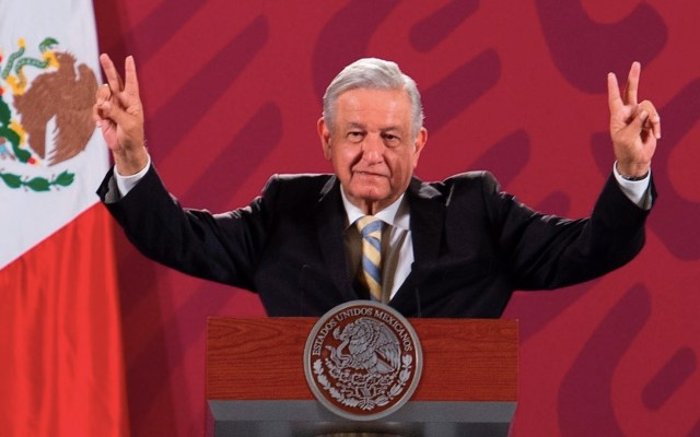 López Obrador cuenta con una aprobación de 57 por ciento; continúa tendencia a la baja - Foto de EFE