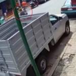 #Video El momento en que niña fue atropellada por microbús en Magdalena Contreras