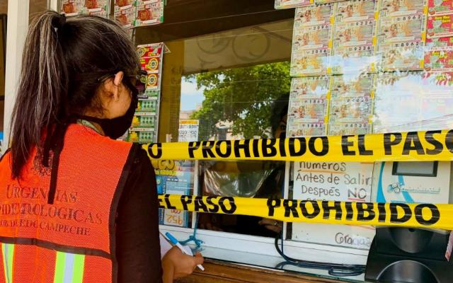 Arranca este lunes el Semáforo de Riesgo por COVID-19; Chiapas el segundo estado en verde - Campeche COVID-19 coronavirus pandemia