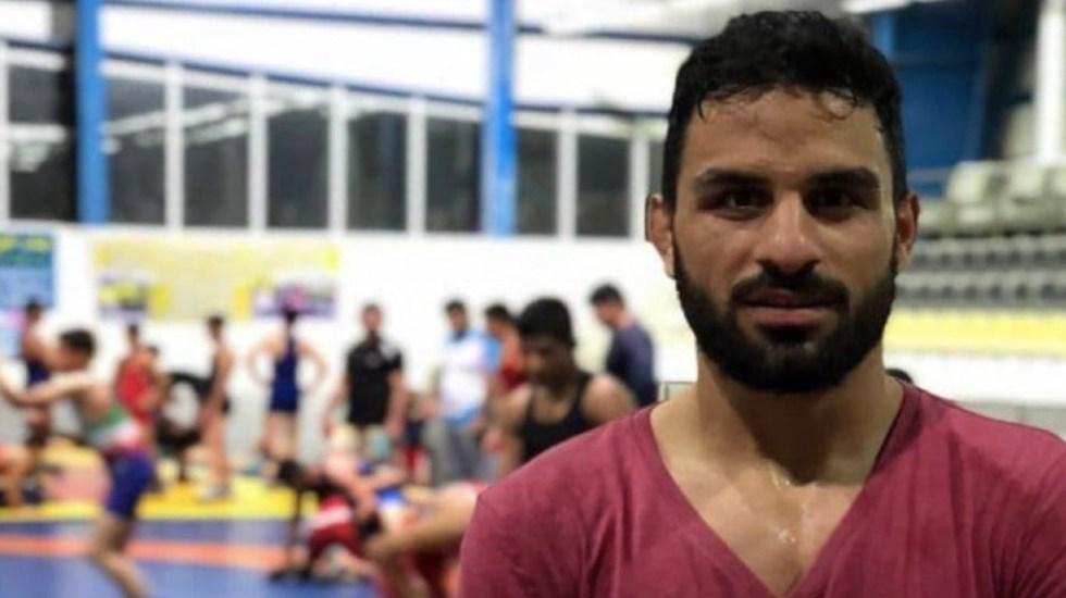 Ahorcan al luchador iraní Navid Afkarí, acusado de asesinato - Foto de Twitter Navid Afkarí