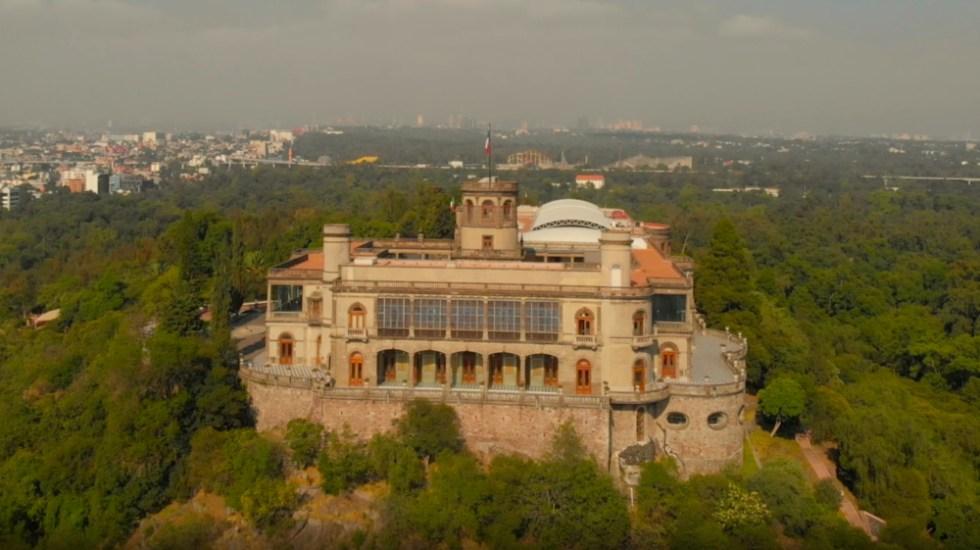 Artistas realizan maratón virtual contra proyecto del Bosque de Chapultepec - Foto de Gobierno de la Ciudad de México