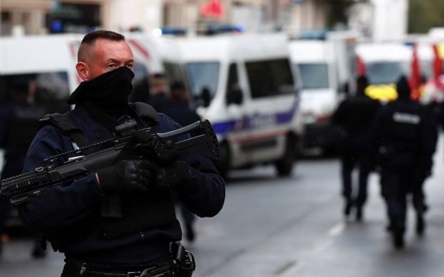 Ataque con arma blanca en París deja dos heridos en antigua sede de Charlie Hebdo; detienen a un sospechoso - Foto de EFE