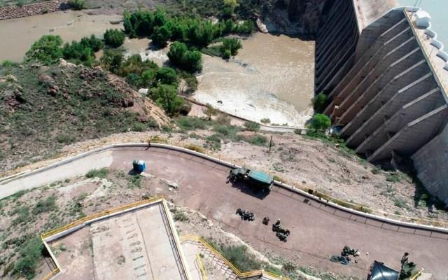 """Dimiten seis subdirectores de Conagua tras anuncio de López Obrador sobre """"limpieza"""" - La Conagua cuenta con un sistema nacional de información del agua monitoreo de las principales presas de México. Foto Conagua"""