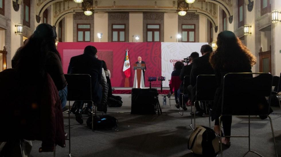 AMLO rompe nuevamente récord de duración en su conferencia matutina - Foto de lopezobrador.org.mx
