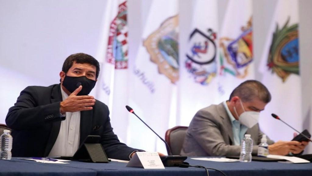 Alianza Federalista amaga con recurrir a controversia constitucional para evitar recorte de 40 mmdp a sus estados - El gobernador de Chihuahua. Foto Página Web de Javier Corral