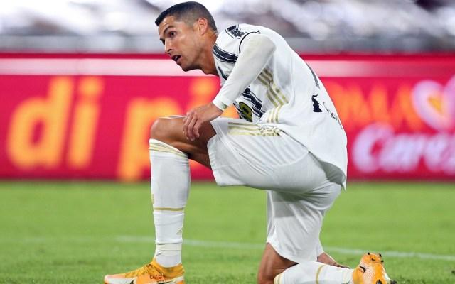 Cristiano Ronaldo anota dos goles y logra que Juventus empate 2-2 ante la Roma - Cristiano Ronaldo partido futbol