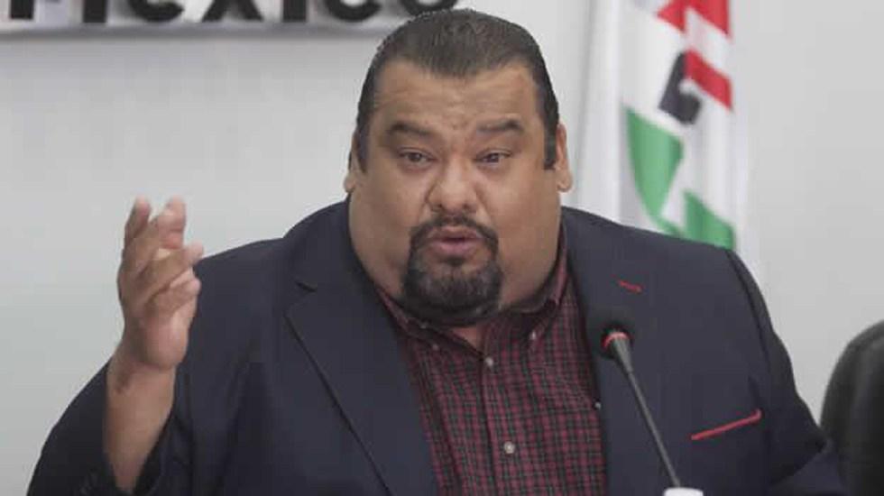 Libran orden de aprehensión contra Cuauhtémoc Gutiérrez de la Torre, exlíder del PRI en Ciudad de México - Cuauhtémoc Gutiérrez de la Torre. Foto de Milenio