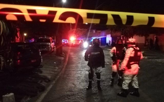 Ocho muertos y 14 heridos tras balacera en un velorio de Cuernavaca, Morelos - Foto de @EdmundoSalgado5