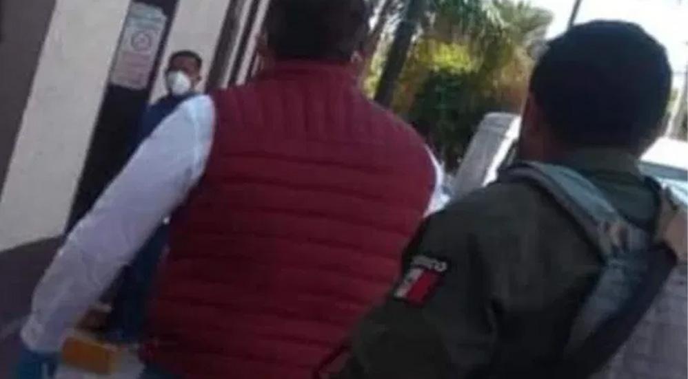 Detienen a hermano de diputada de Morena por tentativa de feminicidio - Foto. Especial