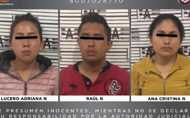 Detienen a tres personas más por el robo y asesinato del notario público Luis Miranda Cardoso - Foto de Fiscalía Edomex