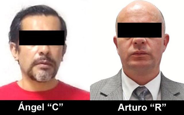 Cumplimenta FGR órdenes de aprehensión contra 'El Mochomo' y su abogado - El Mochomo y su abogado. Foto de FGR