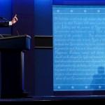 Primer debate en EE.UU.: Trump insiste en posibilidad de fraude electoral; Biden revira que confiará y aceptará resultado de elecciones