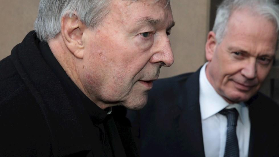 Cardenal George Pell viaja al Vaticano tras absolución por pederastia - George Pell cardenal
