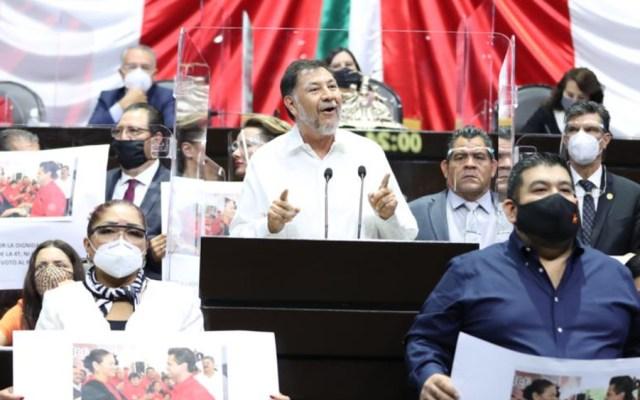 Actuar con rectitud y no caer en la tentación de los cargos, pide AMLO a diputados del PT - Foto de Partido del Trabajo