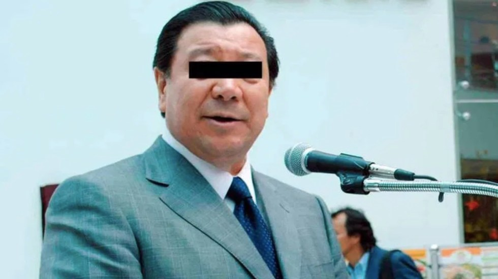 Dictan prisión preventiva a Gerardo Sosa Castelán, director del patronato de la UAEH, acusado de lavado de dinero - Foto de Grupo VX