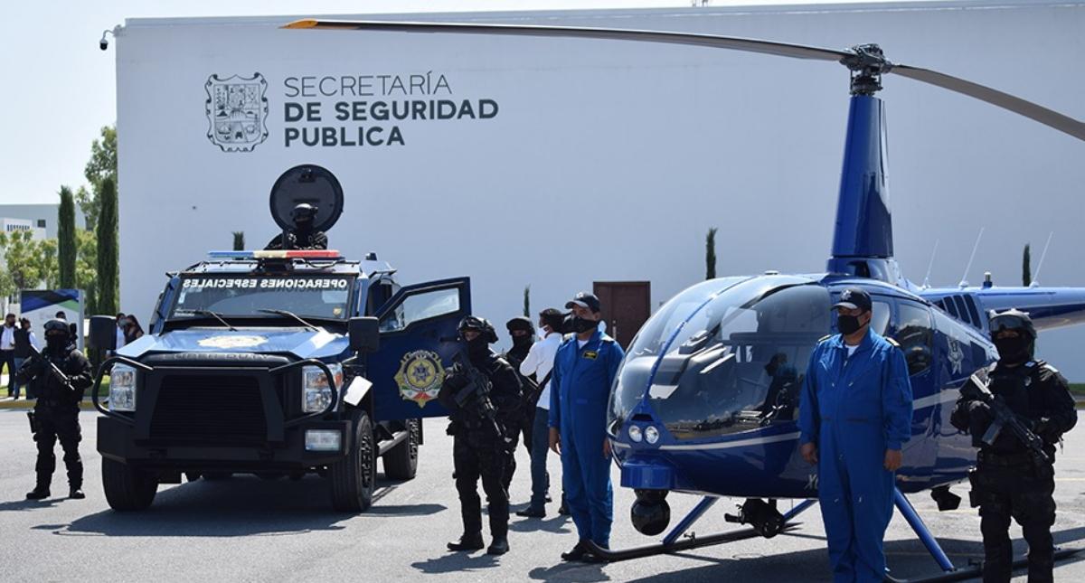 Droga decomisada Tamaulipas GOPES Estados
