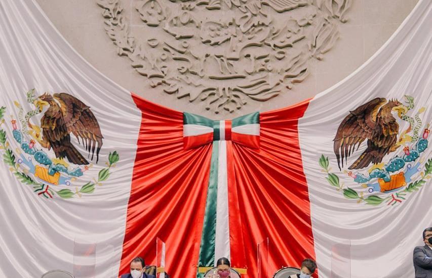 Asegura Hacienda que manejo responsable de recursos ha permitido enfrentar la pandemia - El secretario de Hacienda Arturo Herrera comparece en la Cámara de Diputados. Foto @Hacienda_Mexico