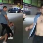 #Video Hombre golpea a mujer en Coyoacán; Fiscalía abre investigación