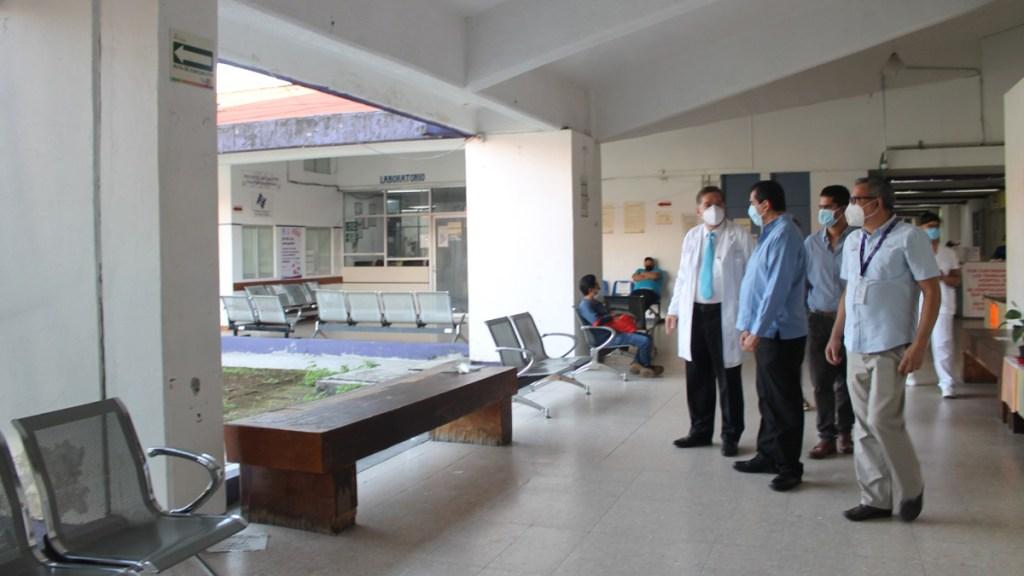 Van siete hospitales ganadores del Gran Sorteo de la Lotería Nacional - Hospital General de Jojutla que ganó rifa de lo equivalente al avión presidencial. Foto de @SSM_Morelos