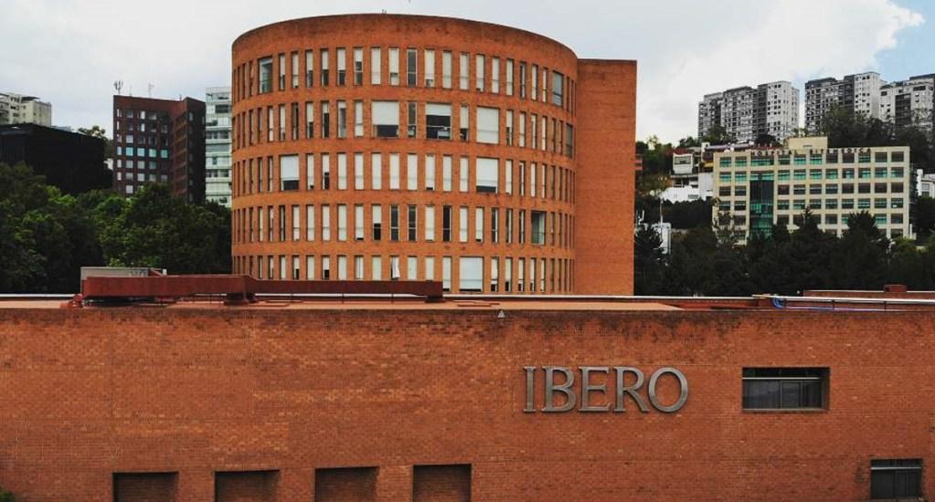 Ibero destituye a profesor que insultó en Twitter a senadora Citlalli Hernández - Plantel de la Universidad Iberoamericana en la Ciudad de México. Foto de @ibero_cdmx